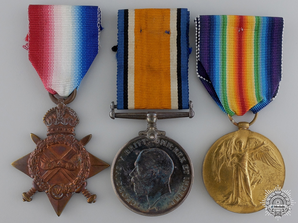 eMedals-A First War Medal Group to the Royal Navy