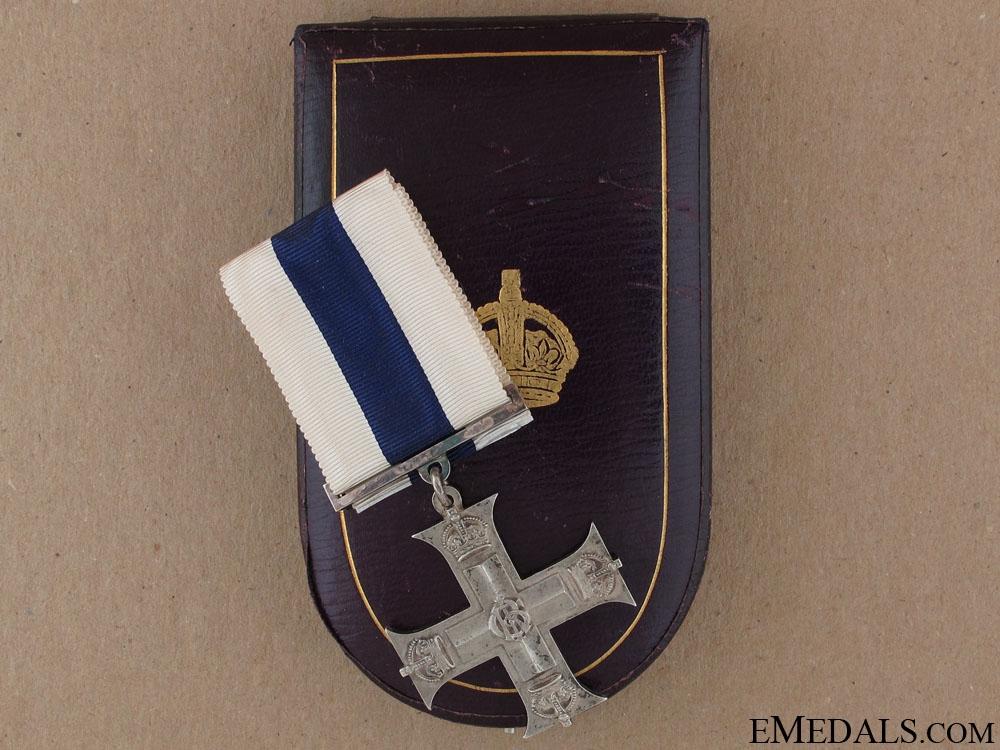eMedals-A First War Period Military Cross