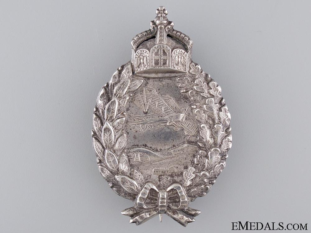 eMedals-A First War Prussian Pilot's Badge