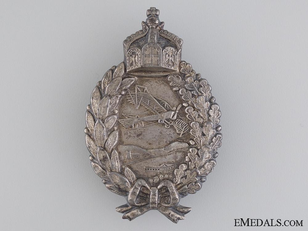 eMedals-A First War Prussian Pilot's Badge by Juncker