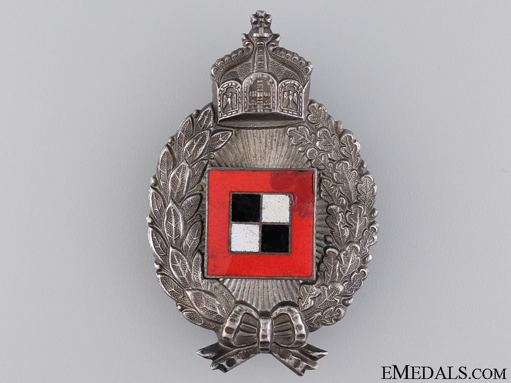 eMedals-A First War Prussian Observer's Badge 1918