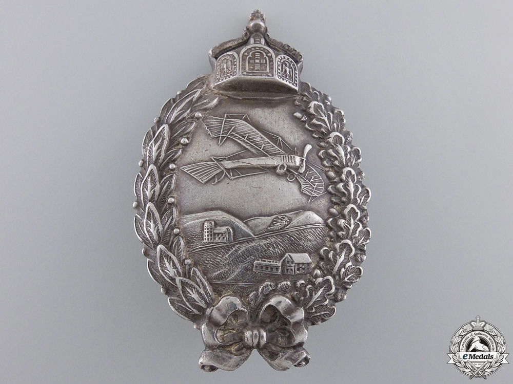 eMedals-A First War Prussian Pilot's Badge