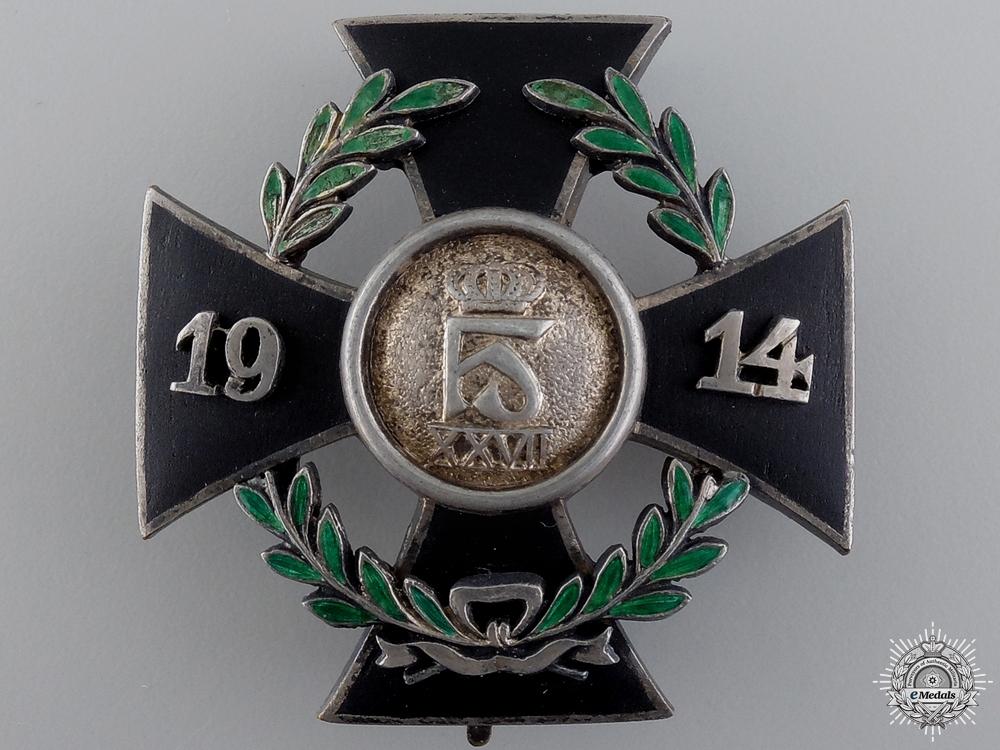 eMedals-A First War Reuss War Merit Cross 1914