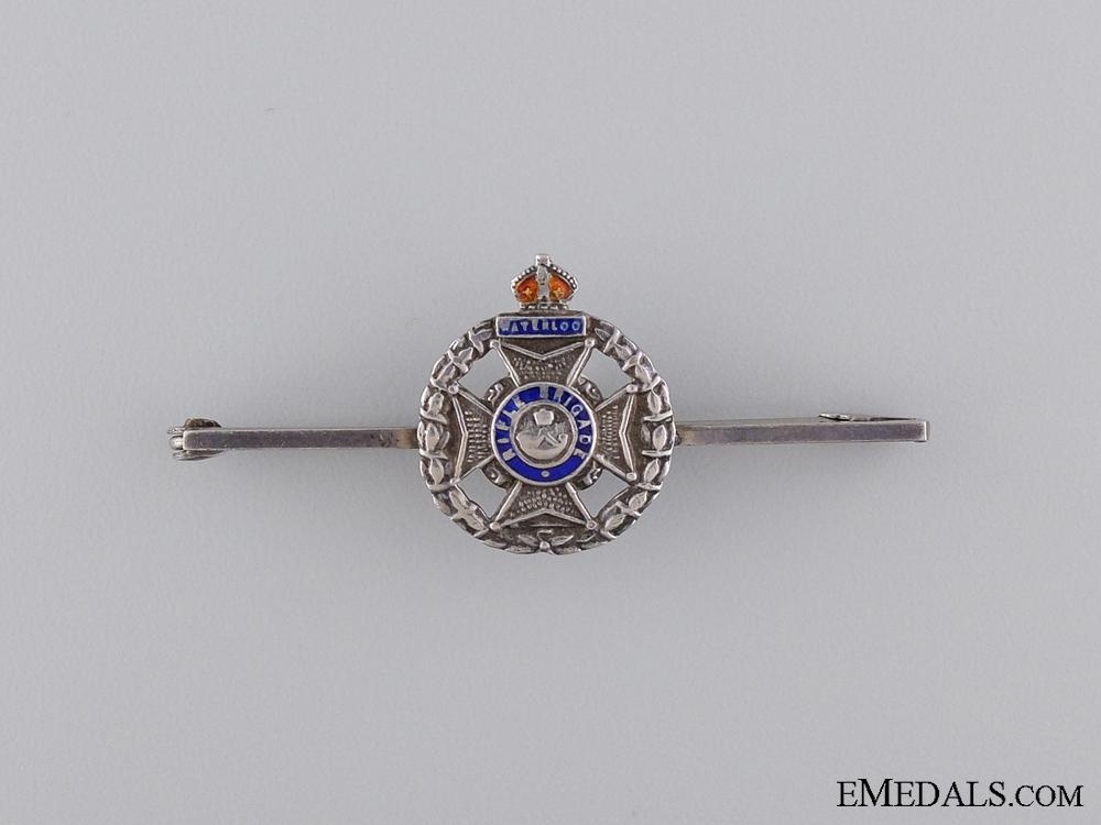 eMedals-A First War Rifle Brigade Pin