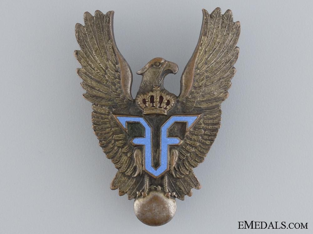 eMedals-A First War Romanian Pilot's Badge