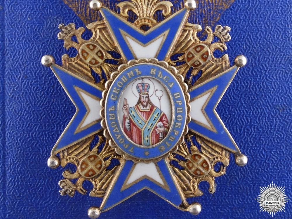 eMedals-A First War Serbian Order of St. Sava; Fourth Class