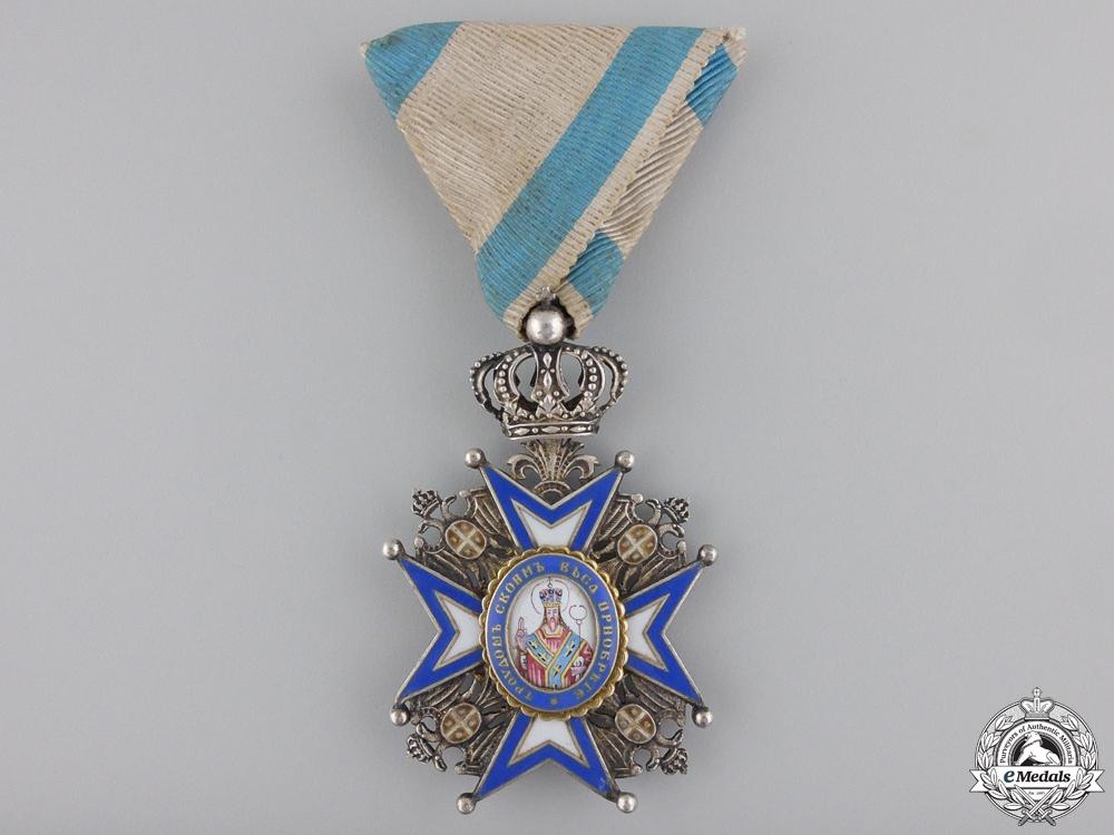eMedals-A First War Serbian Order of St. Sava; 5th Class