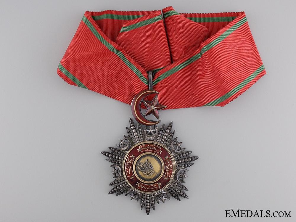 eMedals-A First War Turkish Order of Medjidie; German Made