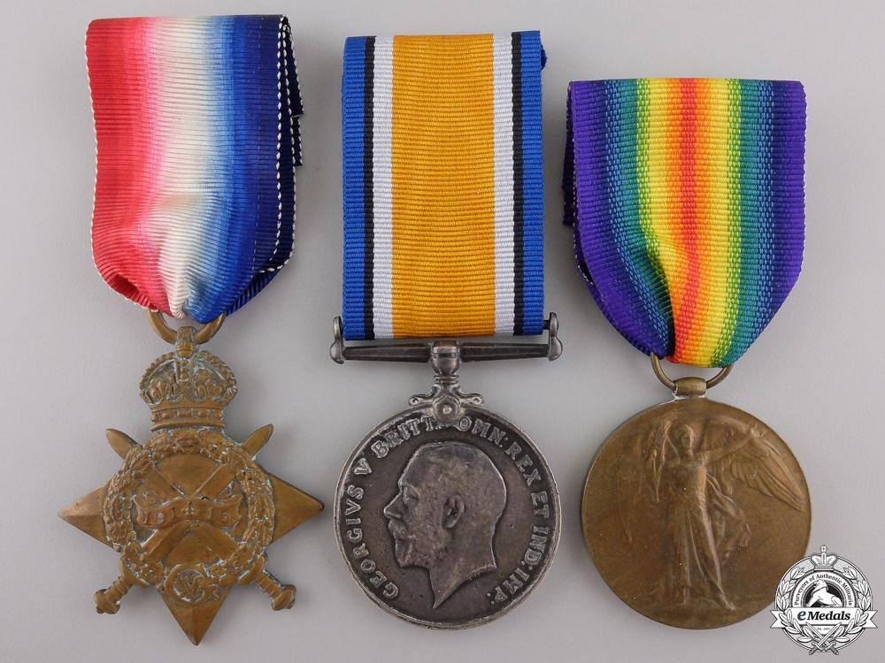 eMedals-A First World War Group to the Devon Regiment