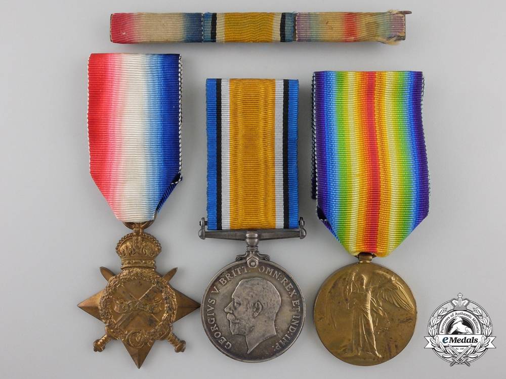 eMedals-A First World War Group to Lieutenant O.L. Owen; RAF