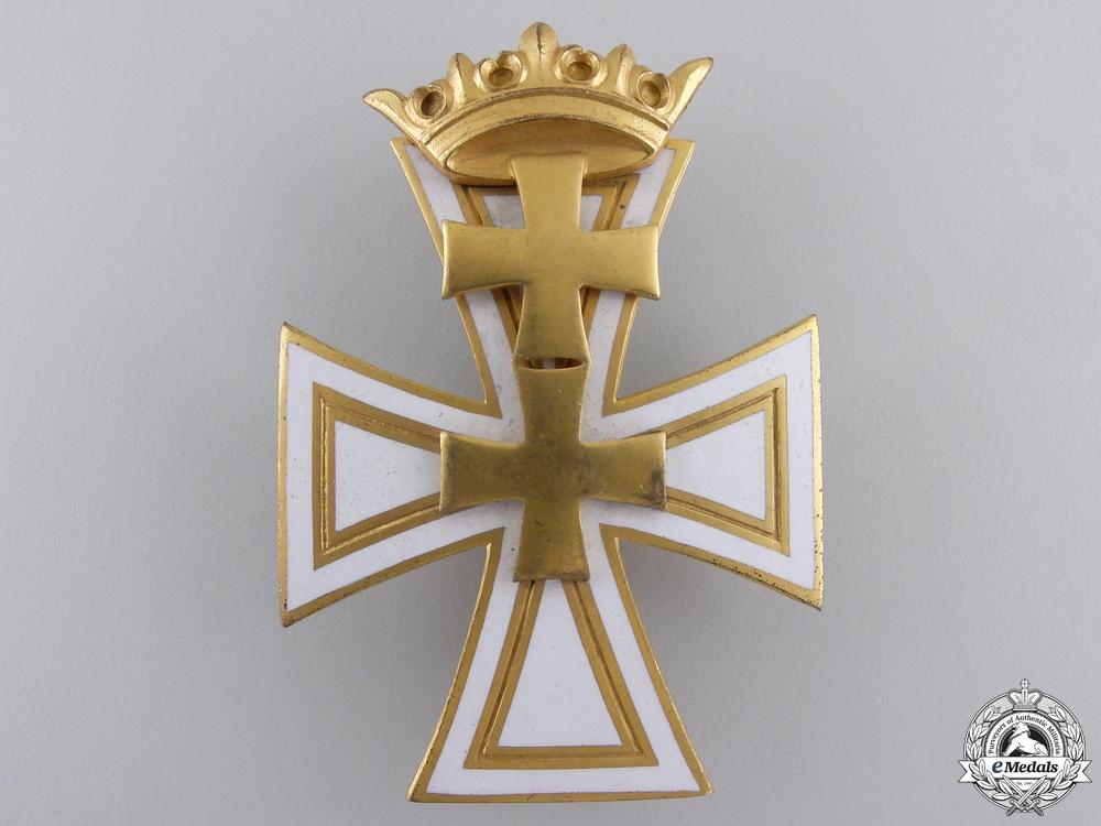 eMedals- Danzig Cross; First Class