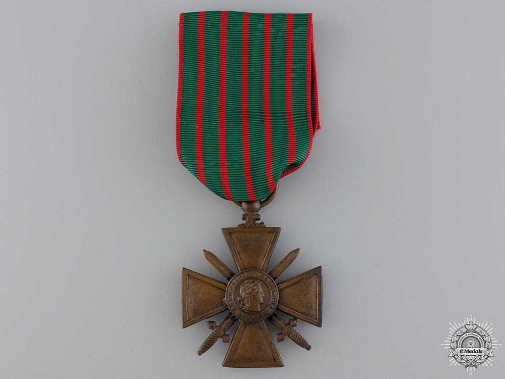 eMedals-A French 1914-1918 Croix de Guerre