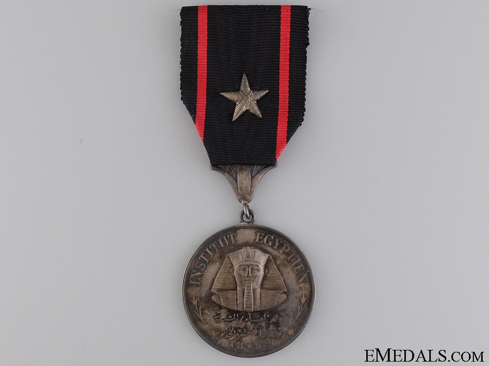 eMedals-A French Egyptian Institute (Institut d'Egypte) Medal