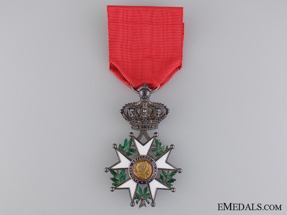 "eMedals-A French Legion D'Honneur; Knight; ""Cent Gardes"" Version"