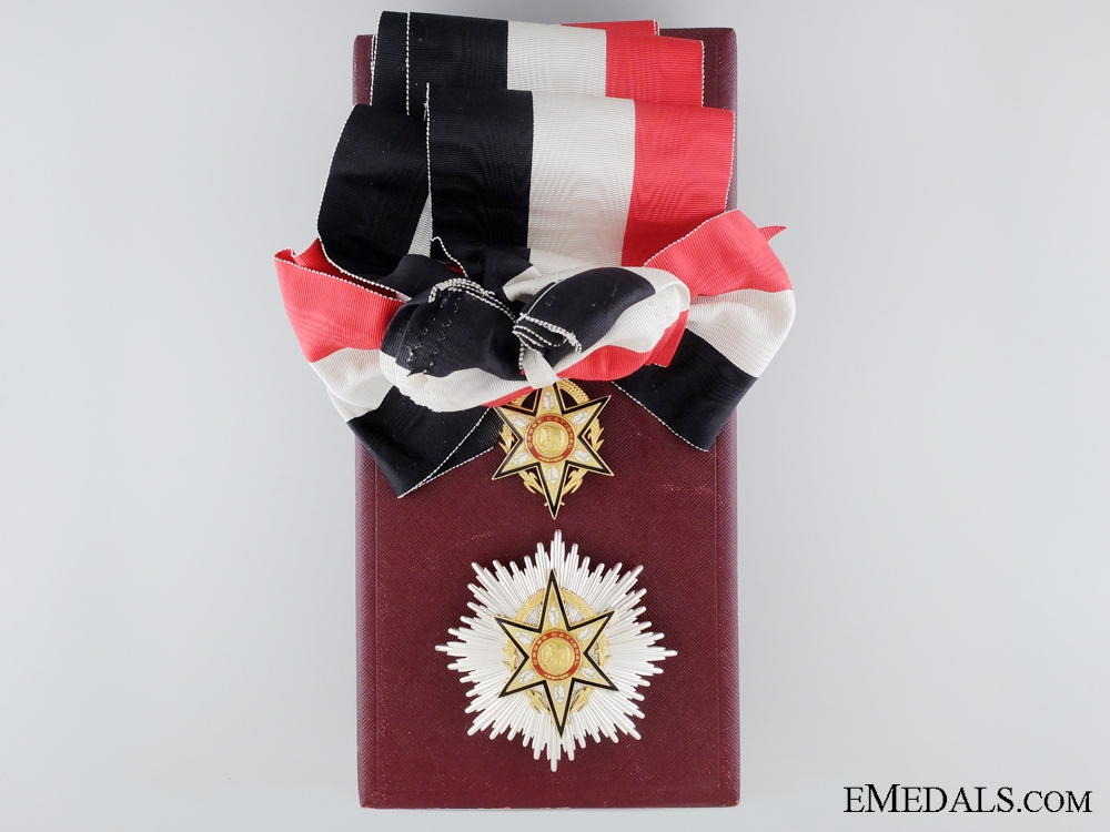 eMedals-A French Made Burkina Faso National Order; Grand Cross