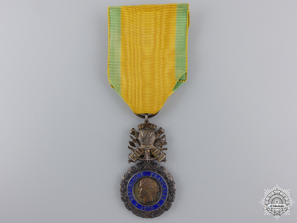 eMedals-A French Medaille Militaire; Third Republic (1870-1951)