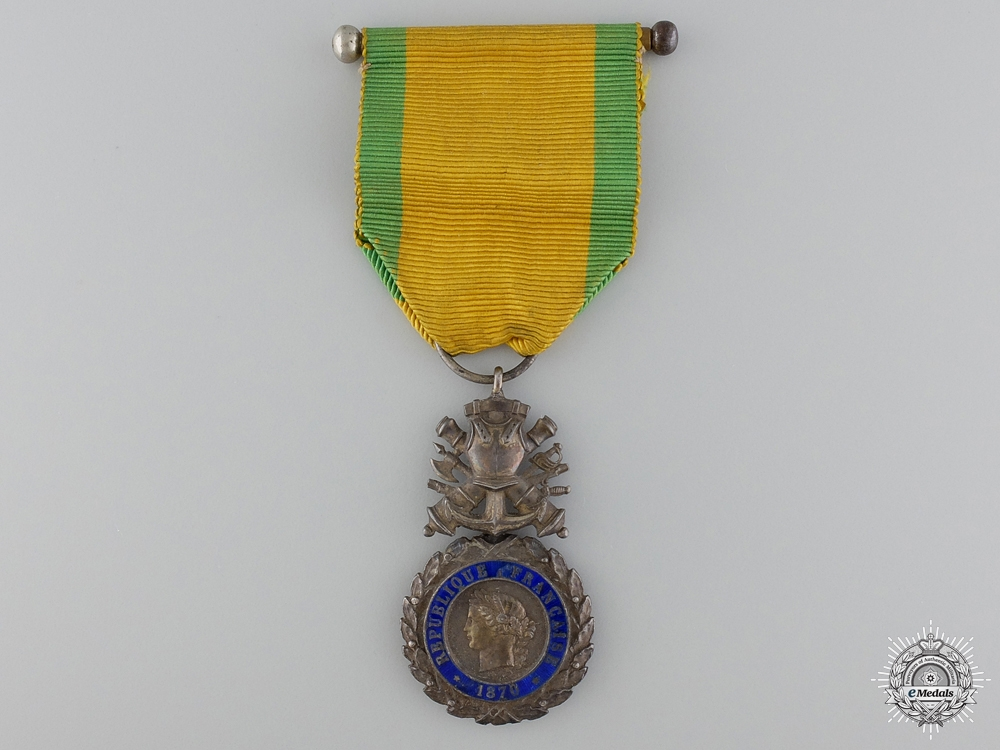 eMedals-A French Military Medal; Type II