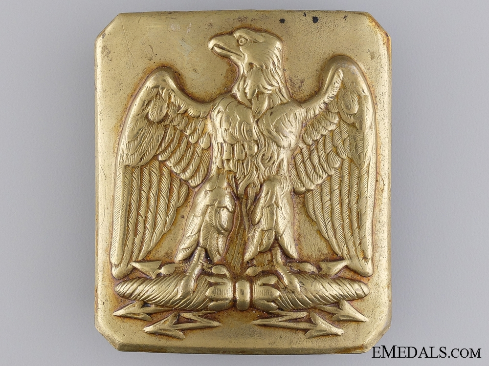 eMedals-A French Napoleon III Crimea Period Belt Buckle