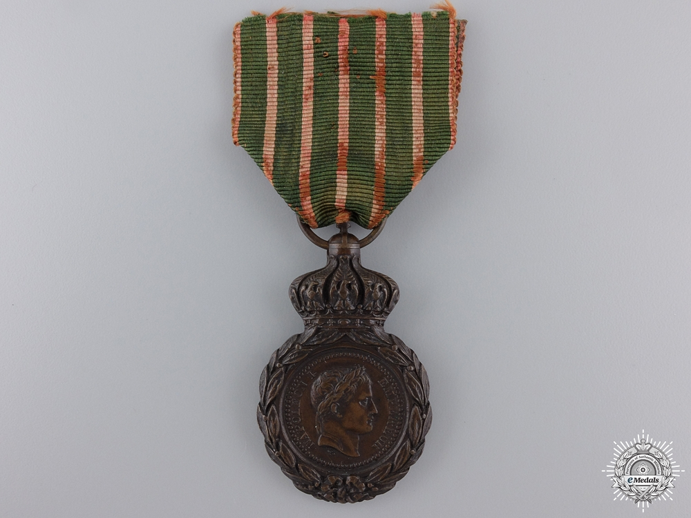 eMedals-A French Saint Helena Medal