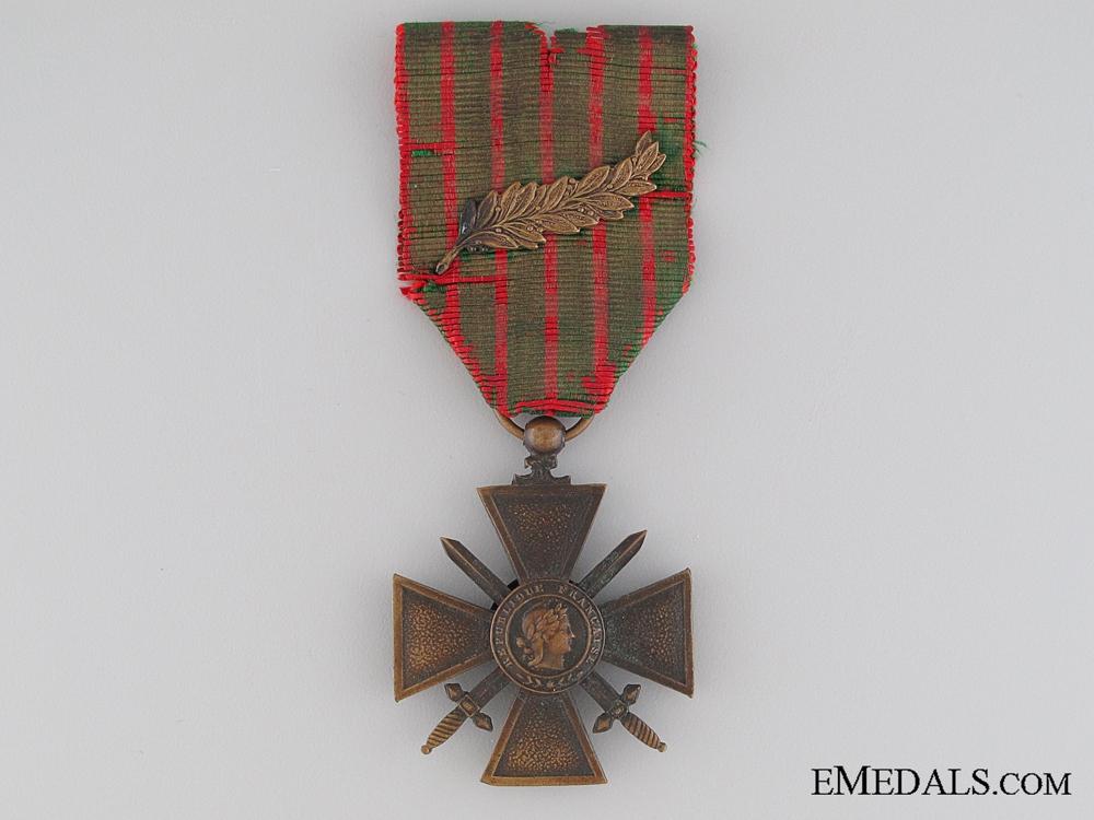 eMedals-A French War Cross 1914-1918