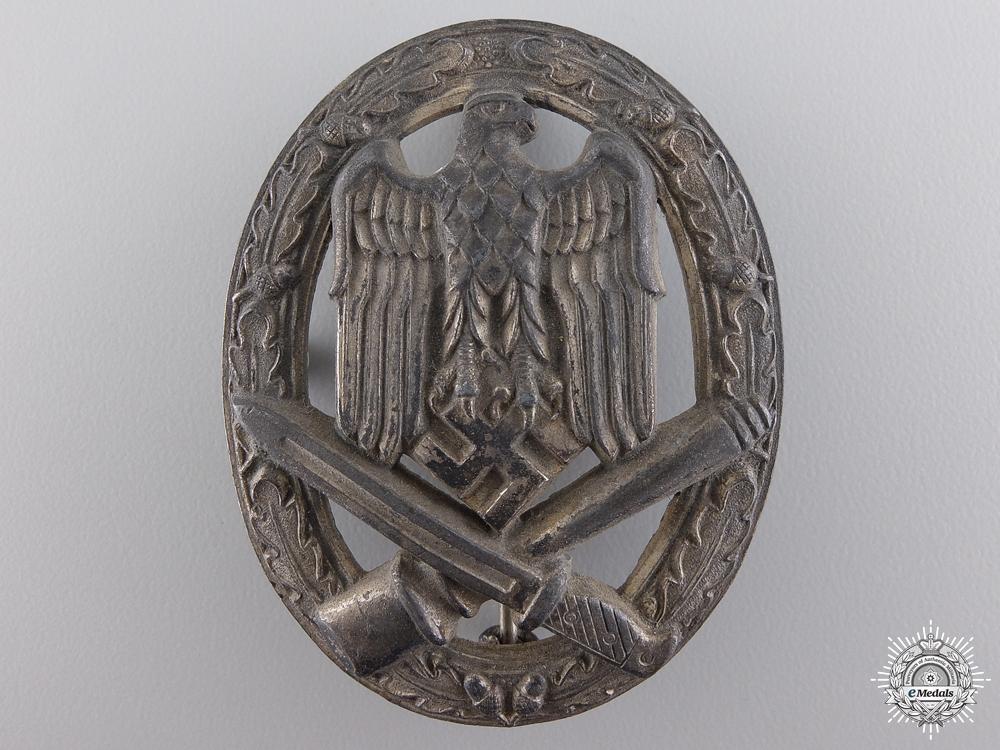 eMedals-A General Assault Badge