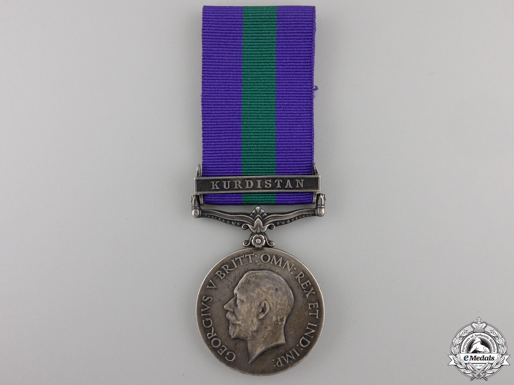 eMedals-A General Service Medal 1918-1962 to the Assyrian Battalion