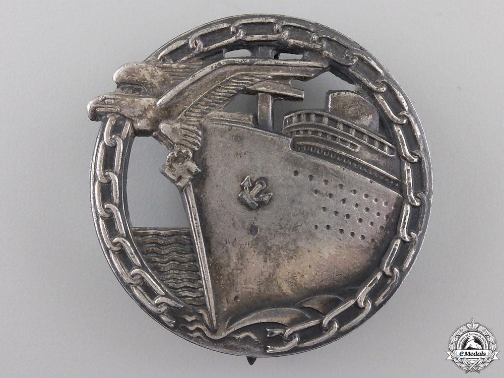 eMedals-A German Blockade Runner Badge by Schwerin
