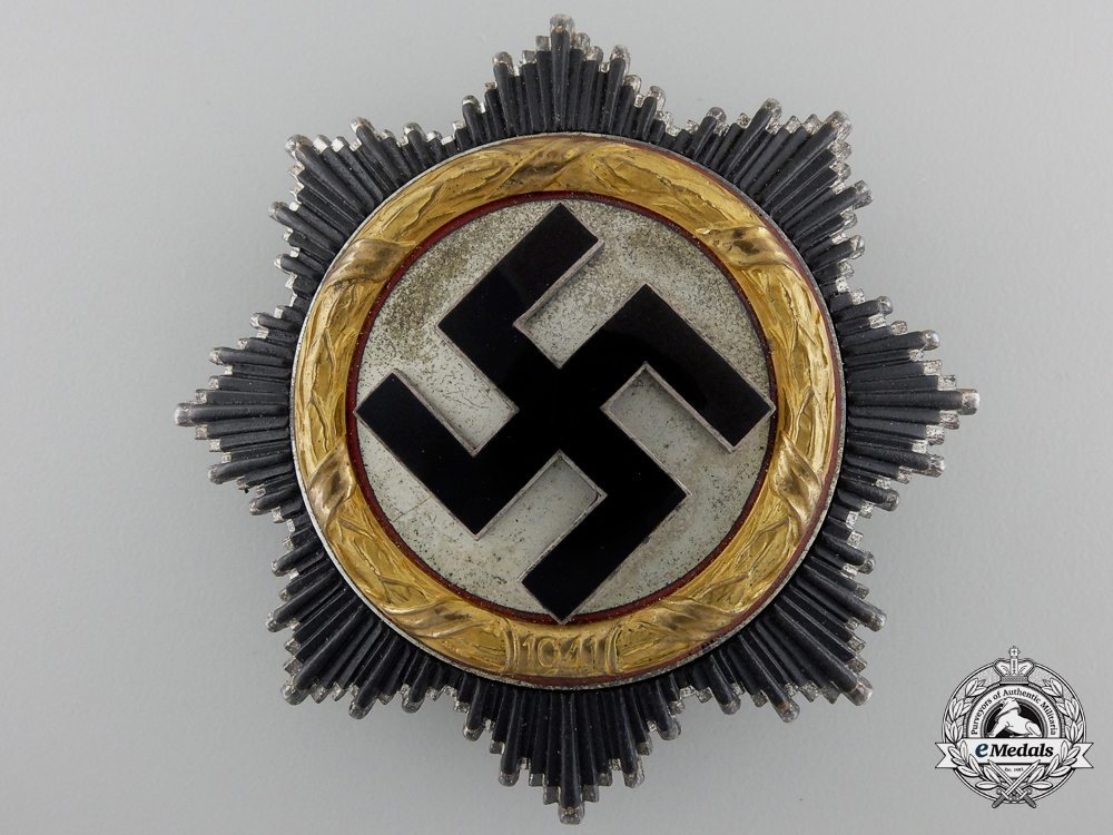 eMedals-A German Cross in Gold by Zimmermann: Light version