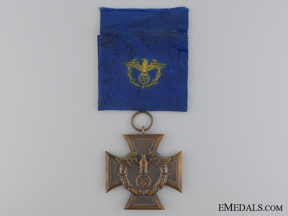 eMedals-A German Customs Service Decoration