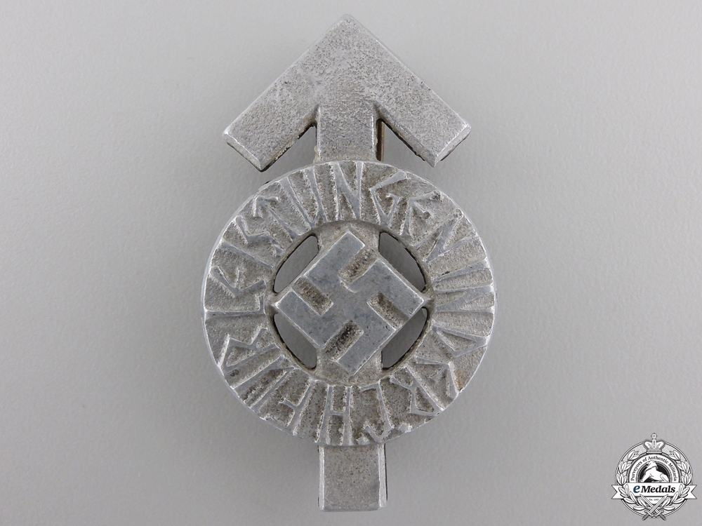 eMedals-A German HJ Proficiency Badge by  Gustav Brehmer