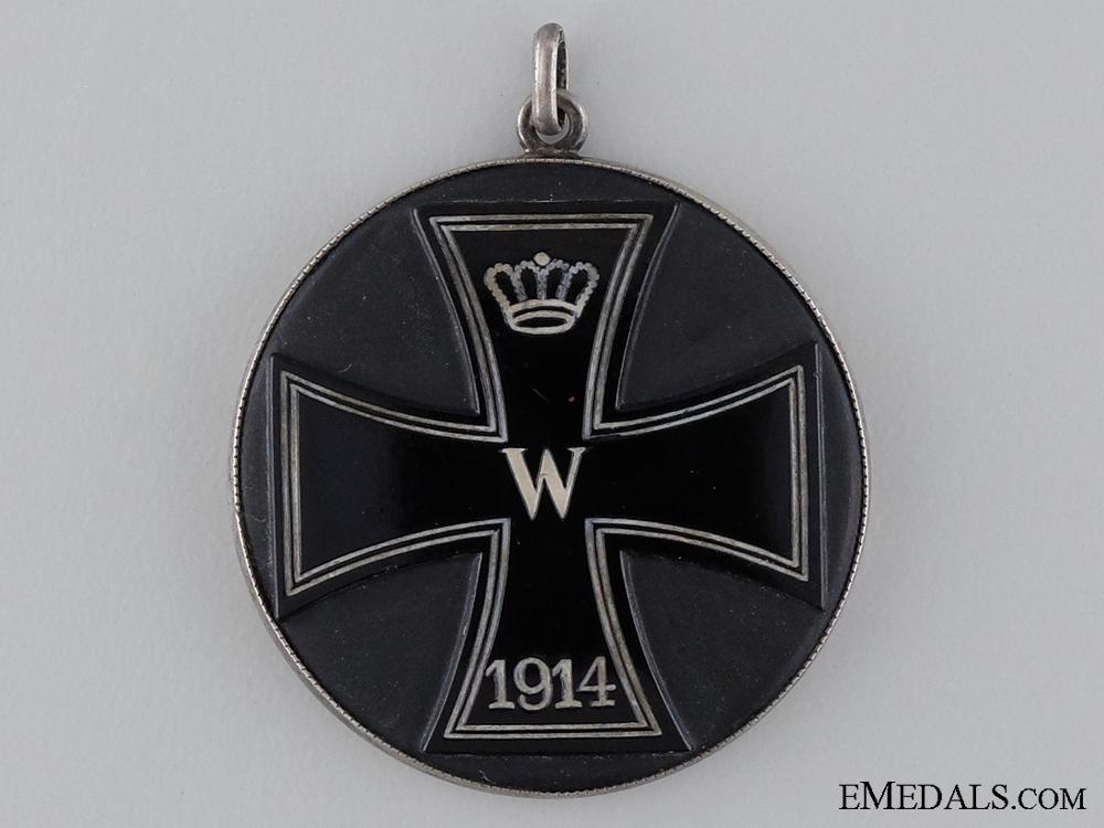 eMedals-A German Imperial First War Iron Cross Badge