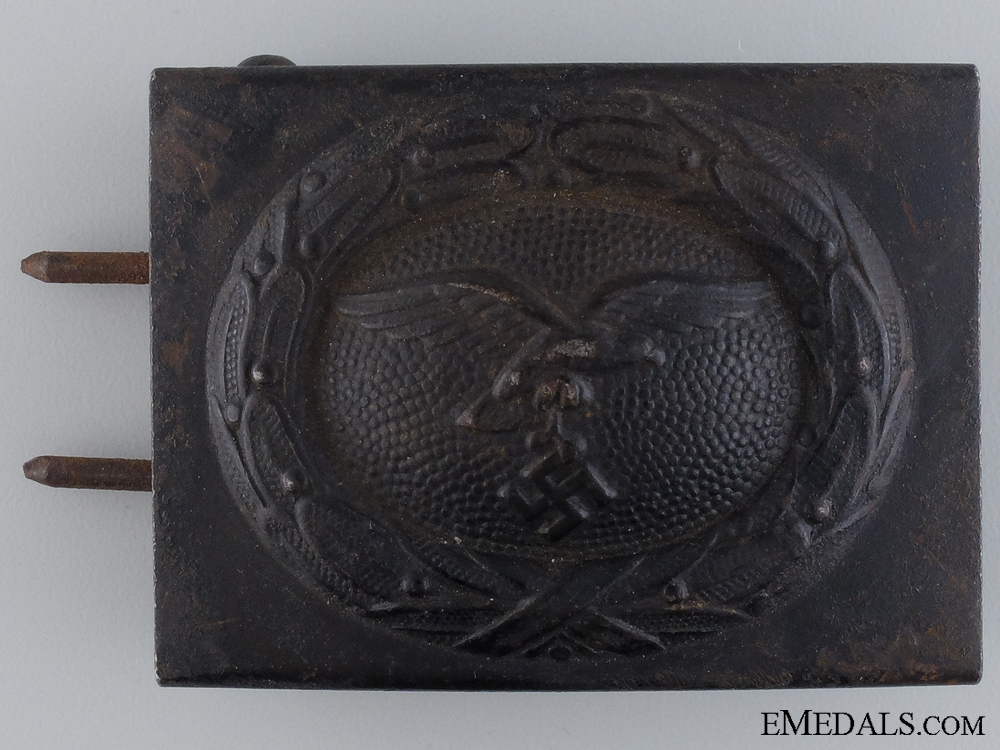 eMedals-A German Luftwaffe Belt Buckle
