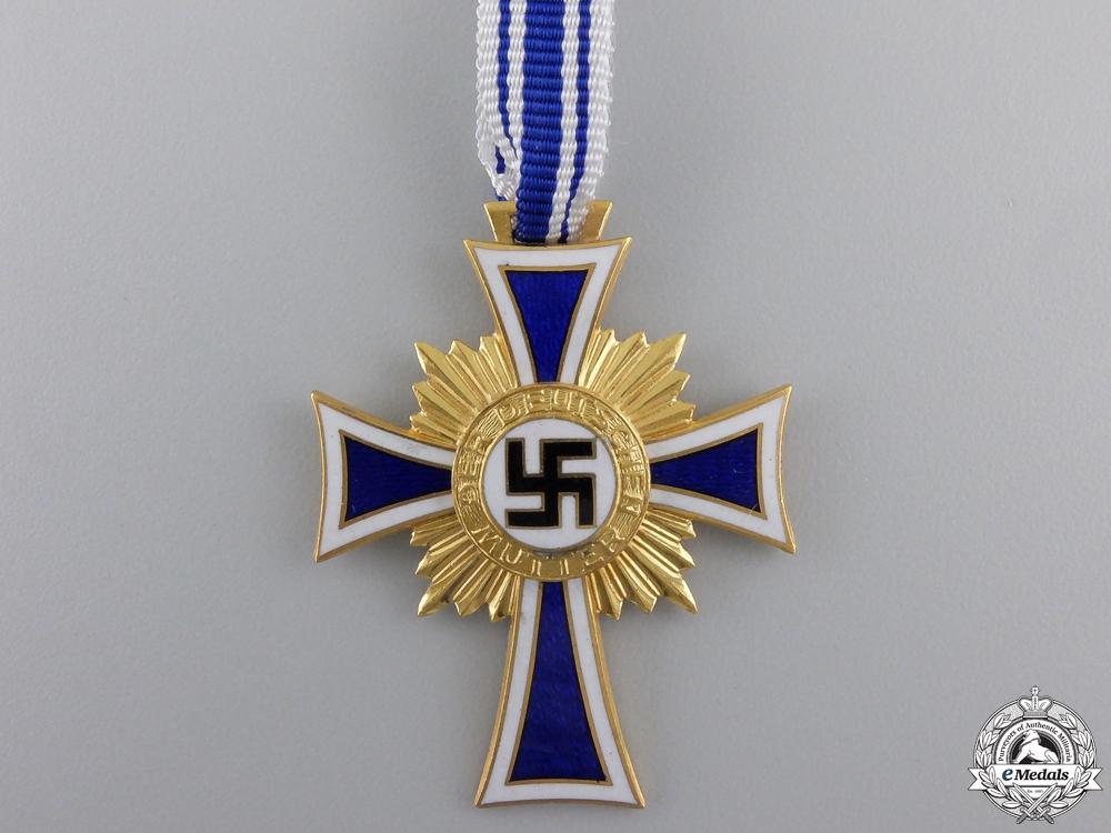 eMedals-A German Mother's Cross; Gold Grade