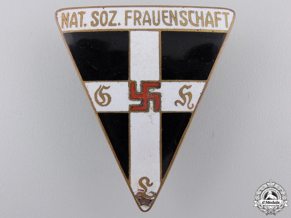 eMedals-A German N.S. Frauenschaft Badge by Steinhauer & Lück
