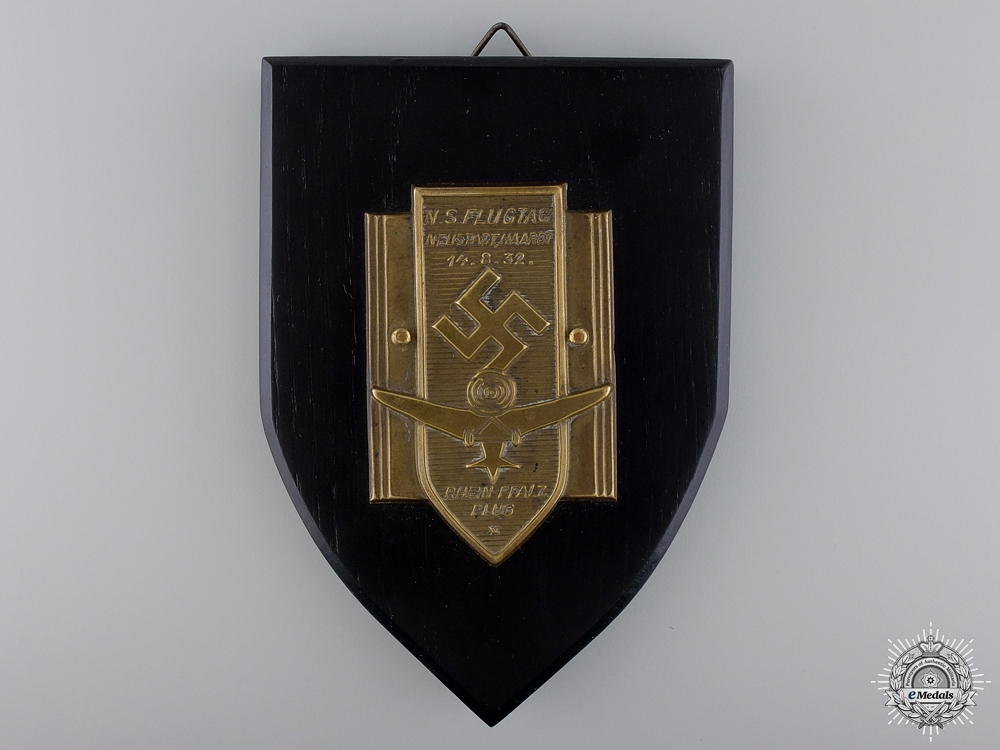 eMedals-A German National Socialist Flying Day Award