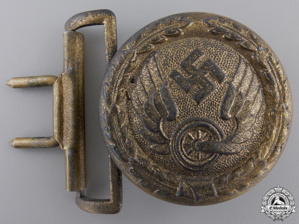 eMedals-A German Railway Official's Belt Buckle