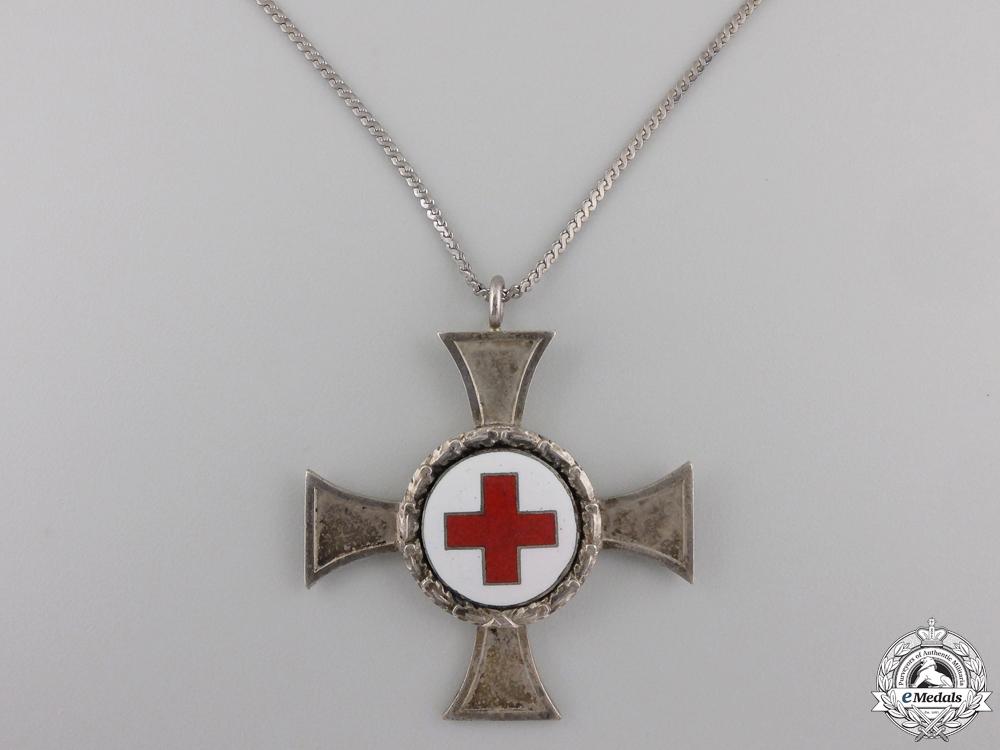 eMedals-A German Red Cross Sister Cross; First Model