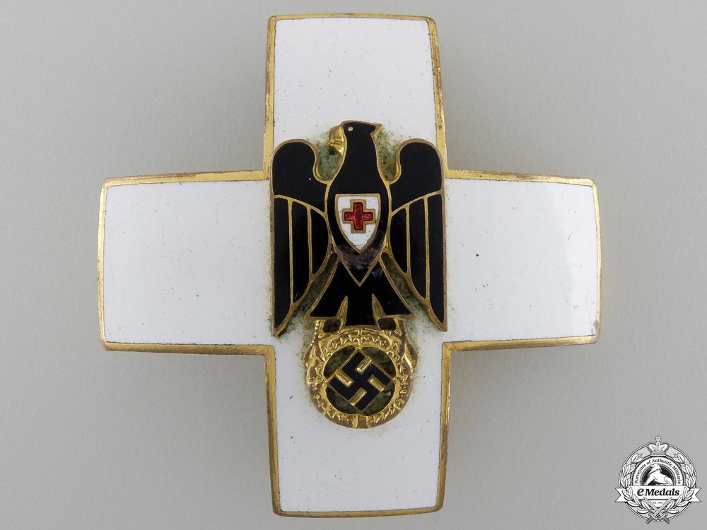 eMedals-A German Red Cross Decoration Type III (1937-39) Merit Cross