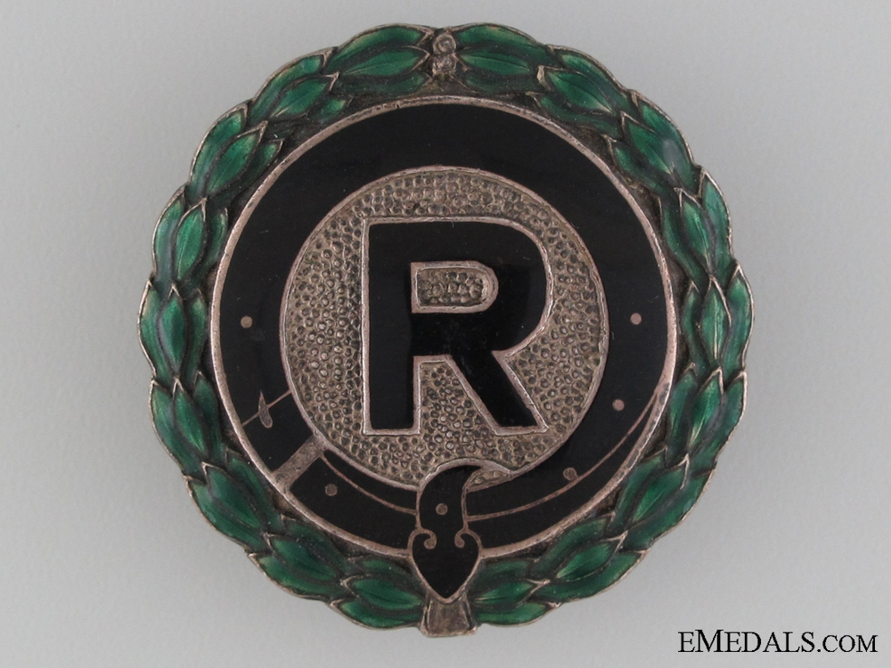 eMedals-A German Rider's Award Badge
