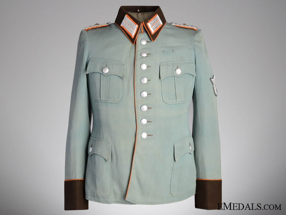 eMedals-A German Rural Field Police Officer's Dress Tunic