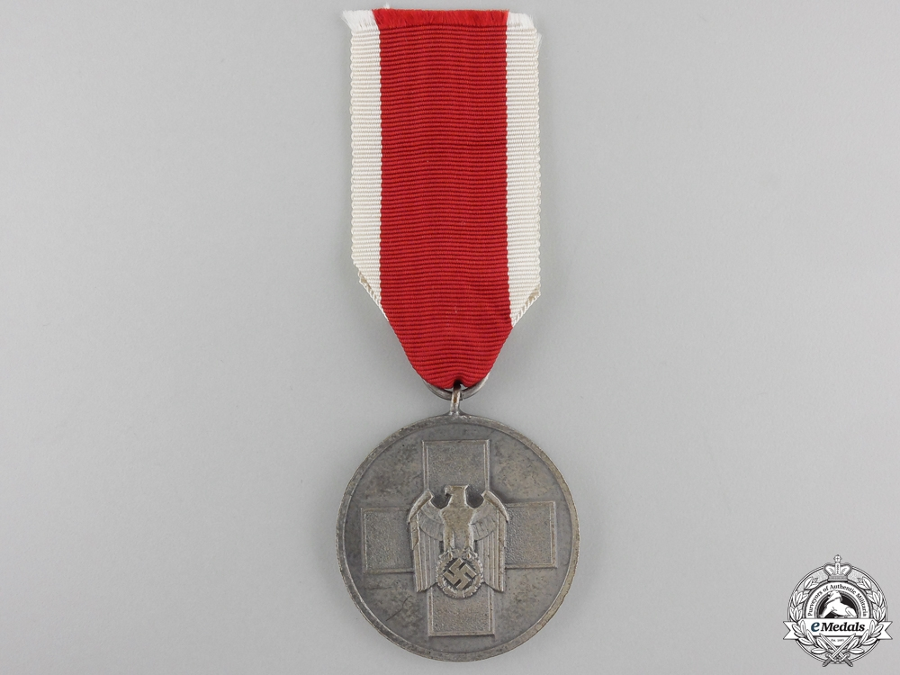 eMedals-A German Social Welfare Medal