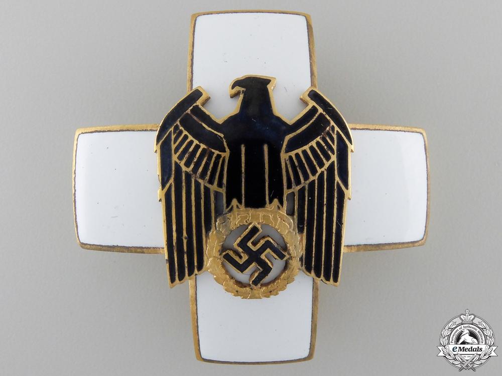 eMedals-A German Social Welfare Organization Merit Cross; Second Class