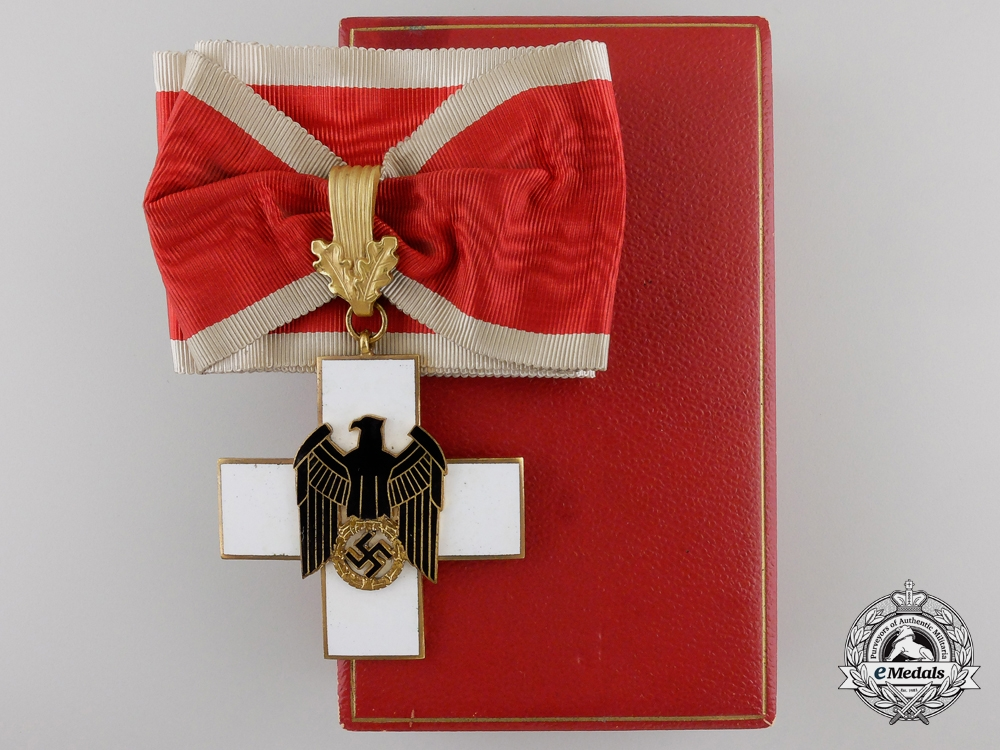 eMedals-A German Social Welfare Decoration; First Class by Godet & Co.
