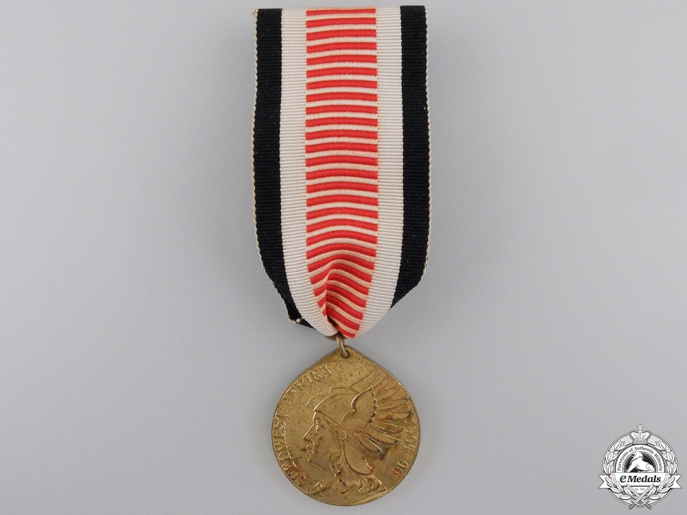 eMedals-A German South West Africa Medal