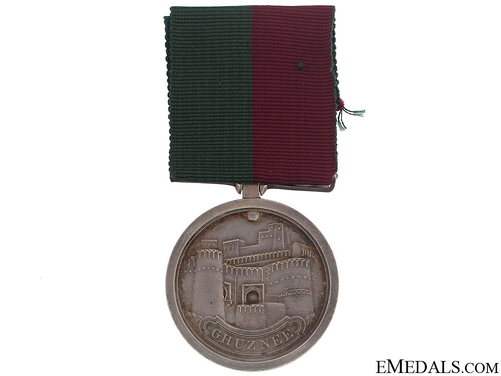 eMedals-A Ghuznee 1839 Medal to the 16th Lancers