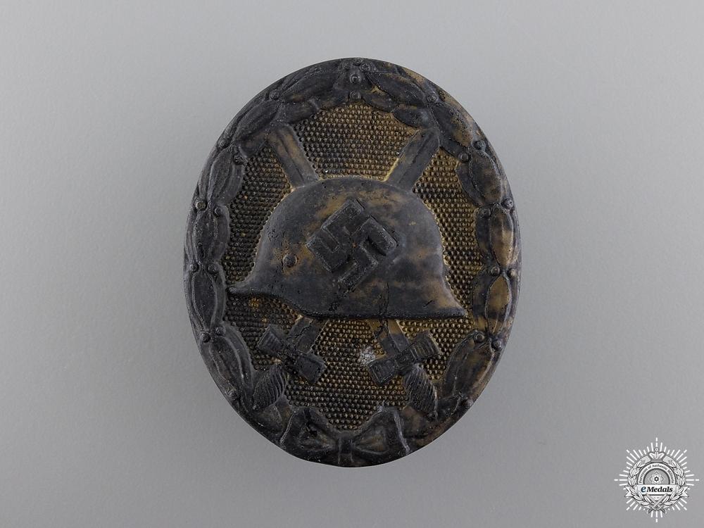 eMedals-A Gold Grade Wound Badge; Maker 30