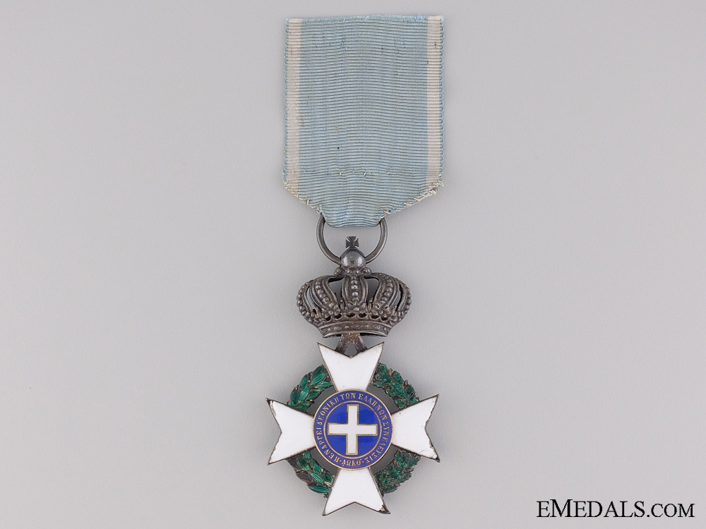 eMedals-A Greek Order of the Redeemer; Knights Cross