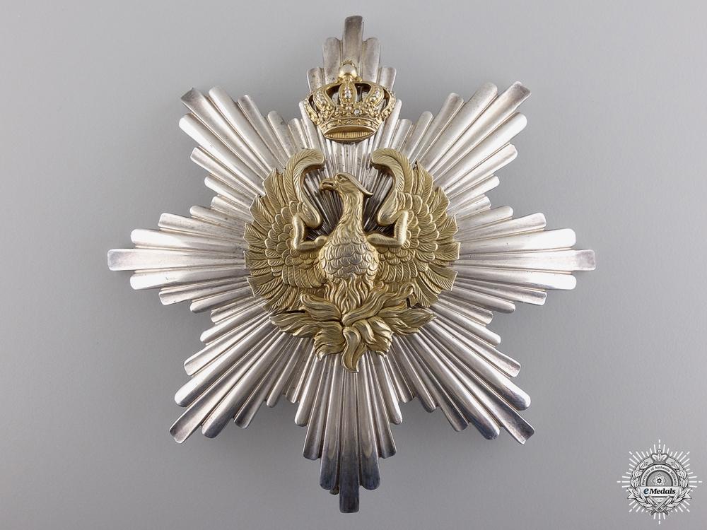 eMedals-A Greek Order of the Phoenix; Breast Star