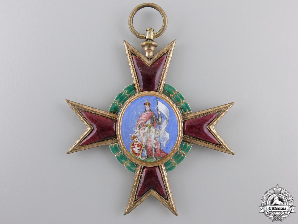 eMedals-A Habsburg Capitel Cross of Kremsier