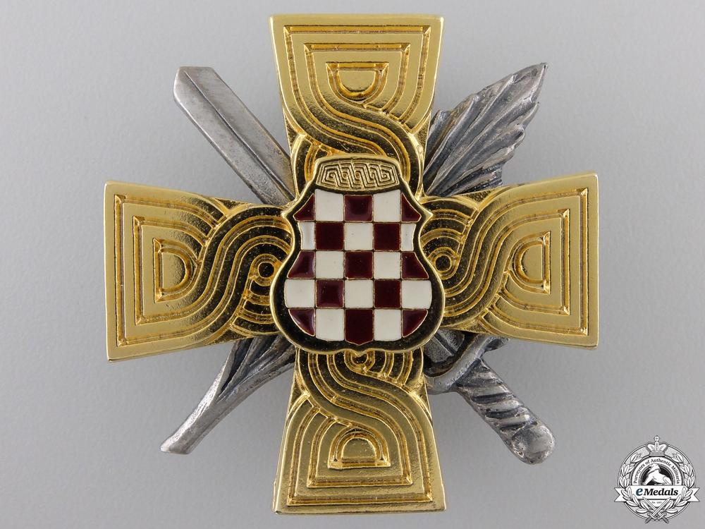 eMedals-A Herceg-Bosna War Merit Cross 1992-95